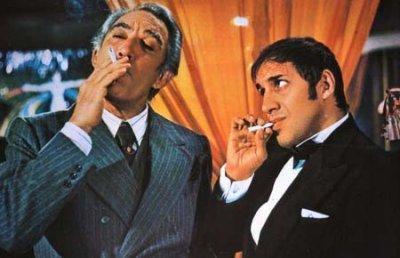Blöff - Anthony Quinn és Adriano Celentano
